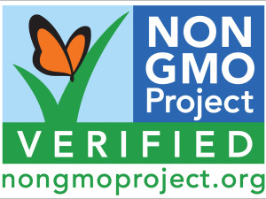 Non-GMO Verified Ingredients